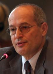 Miklos Haraszti, in Vienna, 3 July 2008.